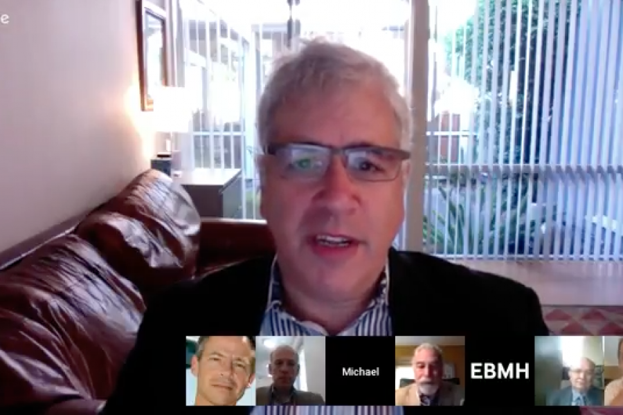 EBMH Hangout – Current status of ECT for mood disorders
